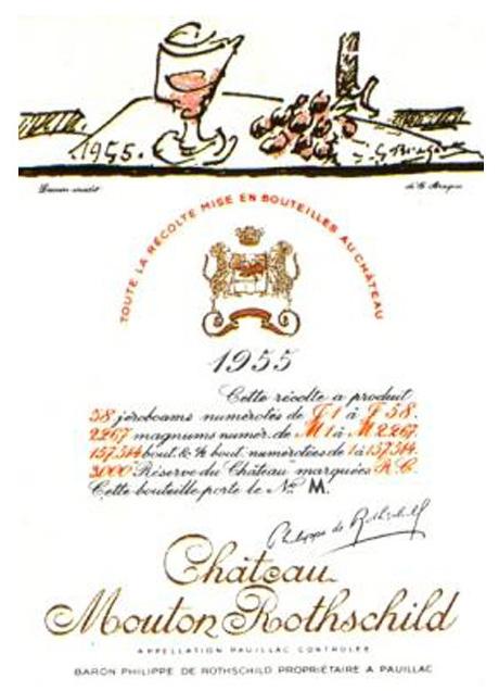 Chateau-Mouton-Rothschild-1955