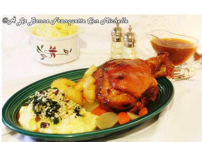 codillo-de-cerdo-laqueado-de-inspiracion-indochina-cocina-de-Navidad-citricos-miel-lemongrass-piña-jarret-de-porc-a-la-bonne-franquette-con-michelle-1