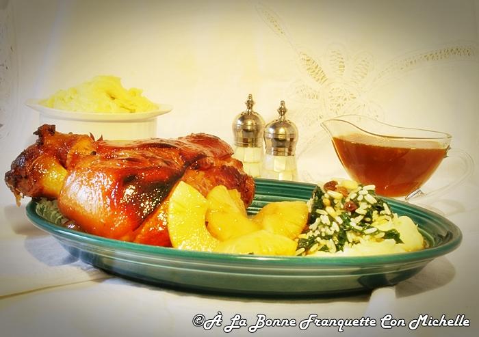 codillo-de-cerdo-laqueado-de-inspiracion-indochina-cocina-de-Navidad-citricos-miel-lemongrass-piña-jarret-de-porc-a-la-bonne-franquette-con-michelle-3
