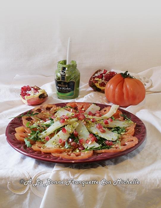 ensalada-bacalao-rucula-tomate-granada-pistachos-vinagreta-finas-hierbas-cocina-de-retales-navidad-1