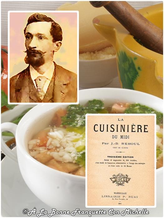 soupe_au_pistou-a la-bonne-franquette-con-michelle-cocina-francesa-french_cuisine-J-Baptiste_Reboul-libro-mosaico