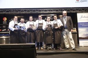 foto familia premio cociner revelacion