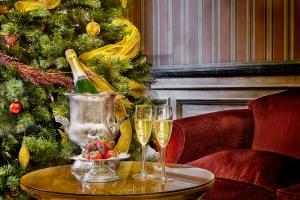 Orfila Salon de Té Navidad y Champagne